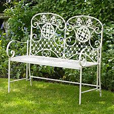 Lucia 2 Seat Garden Bench