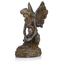 Fairy Finial Decorative Topper  for Water Fountain