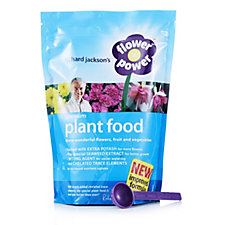 Richard Jackson 750g Flower Power Premium Plant Food