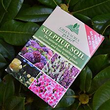 Plants2Gardens 500g Sulphur Soil