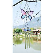 Home2Garden Butterfly Windchime
