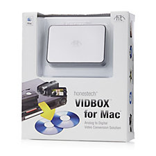 Honestech Vidbox Video Convertor for Mac