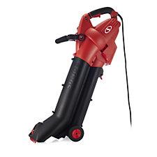 508488 - Sun Joe 3 in 1 Electric Blower Vacuum & Mulcher