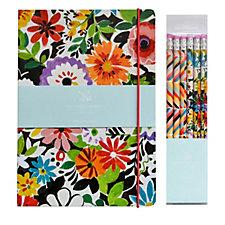 Collier Campbell A5 Journal & Pencil Set