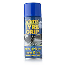Slip Free 400ml Winter Tyre Grip Spray