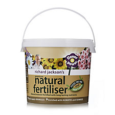 Richard Jackson's 5kg Premium Natural Fertiliser