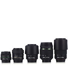 Pentax DSLR K-Mount Lenses