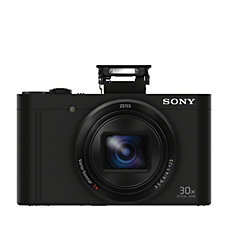 Outlet Sony WX500 Digital Compact Camera with 30x Optical
