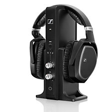 Sennheiser RF195 Specialized Wireless On-Ear Headphones