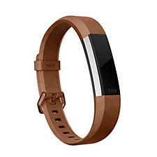 Fitbit Alta HR Luxe Leather Interchangeable Fashion Band