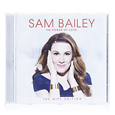 Sam Bailey The Power of Love Special Edition CD Album
