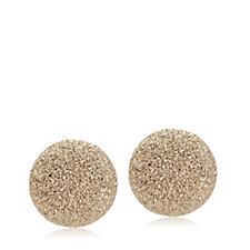 Veronese Glamour Stardust Stud Earrings Sterling Silver