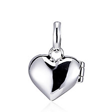 Links of London Heart Locket Charm Sterling Silver
