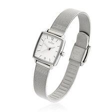 Skagen Ladies Quartz White Dial Bracelet Watch
