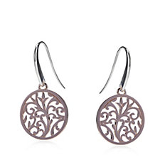 Links of London Tapestry Drop Earring Sterling Silver