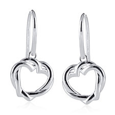 Links of London Kindred Soul Earrings Sterling Silver
