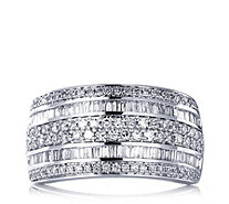 1ct Diamond Band Ring 9ct Gold - 664826