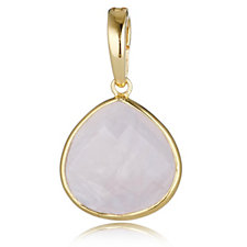 K by Kelly Hoppen Pendant Charm 18ct Gold Vermeil Sterling Silver