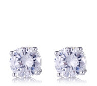 Anne Klein Classic Crystal Stud Earrings
