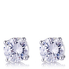 697227 - Anne Klein Classic Crystal Stud Earrings