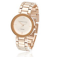 Anne Klein The Ophelia Bracelet Strap Watch