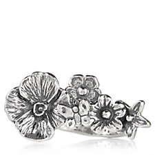Or Paz Bouquet Ring Sterling Silver
