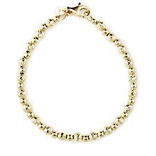 Veronese Multi Bead 19cm Bracelet Sterling Silver