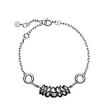 Links of London Sweetie Drop 19cm Bracelet Sterling Silver