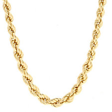 Veronese Graduated Rope 45cm Necklace Sterling Silver