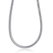 621449 - Links of London Dragon 45cm Necklace Sterling Silver