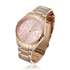 Clogau Tree of Life Dial Rose Tone Watch Stainless Steel