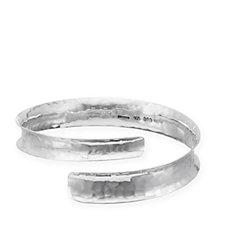 Taxco Traditions Entwined Bangle Sterling Silver
