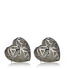 Links of London Maze Stud Earrings Sterling Silver