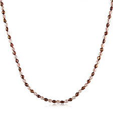 687769 - Honora 7-8mm Cultured Baroque Pearl 91cm Necklace Sterling Silver