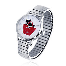 Radley London Ladies Watch Stretch Stainles Steel Expander