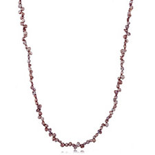 Honora 6-7mm Cultured Keshi Pearl Petal 150cm Necklace