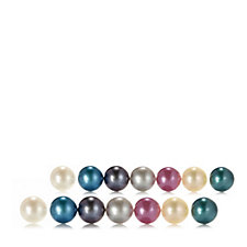 Honora 7mm Cultured Pearl Set of 7 Stud Earrings