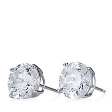 663978 - Michelle Mone for Diamonique 6ct tw Stud Earrings Sterling Silver