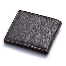 Simon Carter Men's Leather Coin Wallet