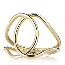 9ct Gold Open Work Ring
