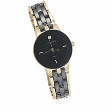 664094 - Anne Klein North Classics Ceramic Diamond Watch