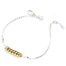 Links of London Sweetie XS 17.5-20cm Bracelet Sterling Silver
