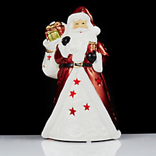 705000 - Bella Notte Christmas Luminary with Gift Box