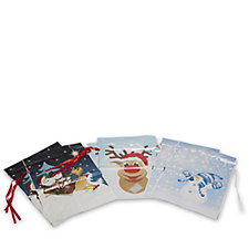 Giftmate Set of 6 Jumbo Giftbags