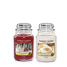 Yankee Candle The Perfect Christmas 2 Large Jars