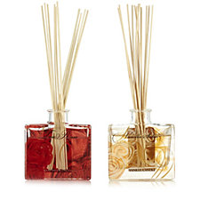 Yankee Candle Vanilla Satin & True Rose Signature Reeds