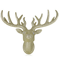 703606 - Decorative Reindeer Head Wall Ornament