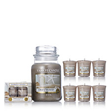 Yankee Candle 19 Piece Driftwood Collection
