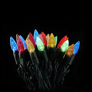 bethlehem lights battery operated light strand with 50 leds. Black Bedroom Furniture Sets. Home Design Ideas
