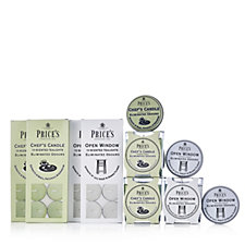 Price's Candles 46 Piece Fresh Air Collection